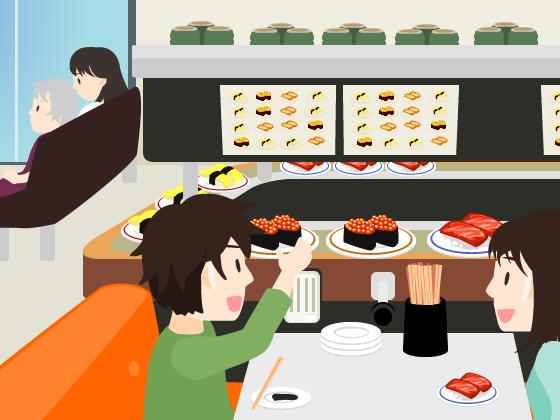 003回転寿司店
